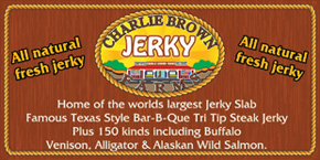 World's Largest Jerky - Fresh & All Natural